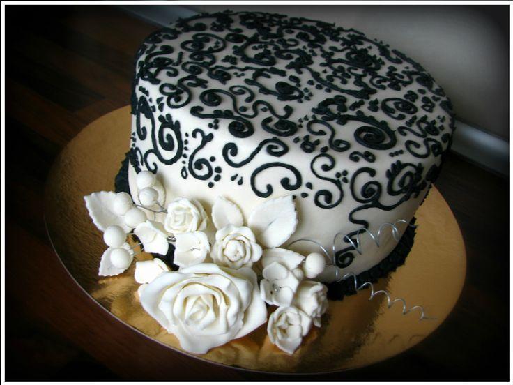 Philadelphia cake for my aunt II