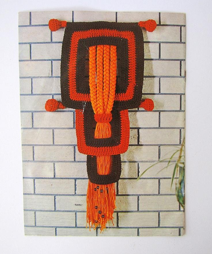 Crochet Wall Art Patterns Elitflat