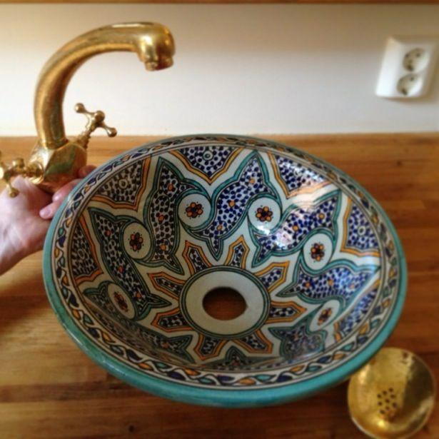 Handfat från Marrakech