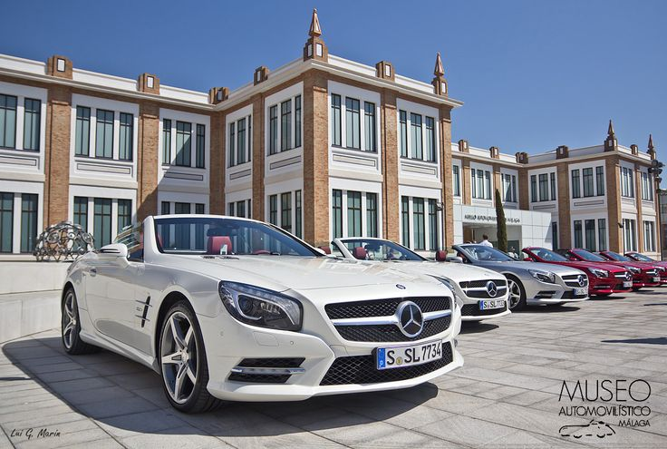 Evento Mercedes