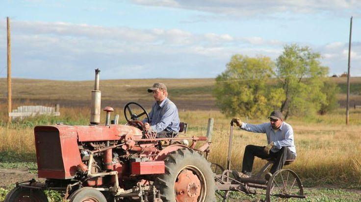 Facts About Hutterites - American Colony: Meet the Hutterites Article - National Geographic Channel
