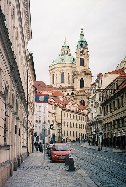 Prague / photo by Evgenia Kohan