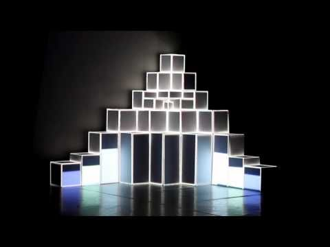 Amazing 3d projection mapping