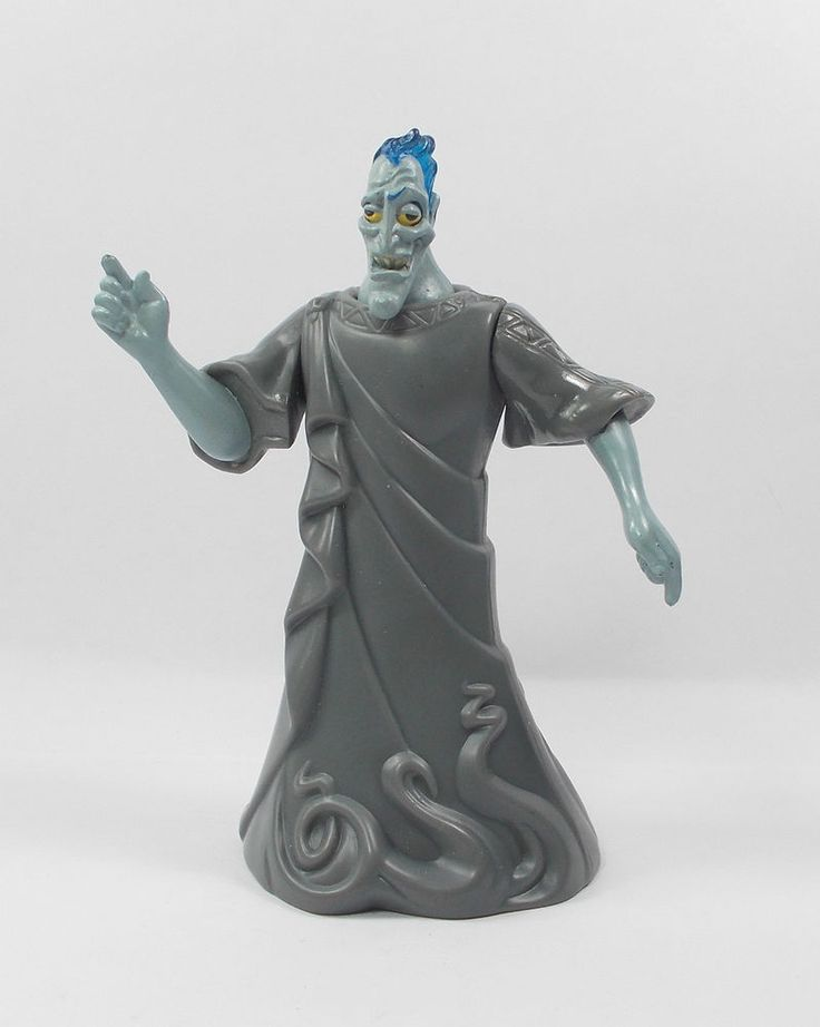 Toys For Hercules : Hercules hades toy figure disney cake topper