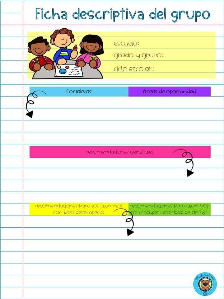 Fichas Evaluaciones Para Preescolar Material Docente Maestro De Educacion Especial