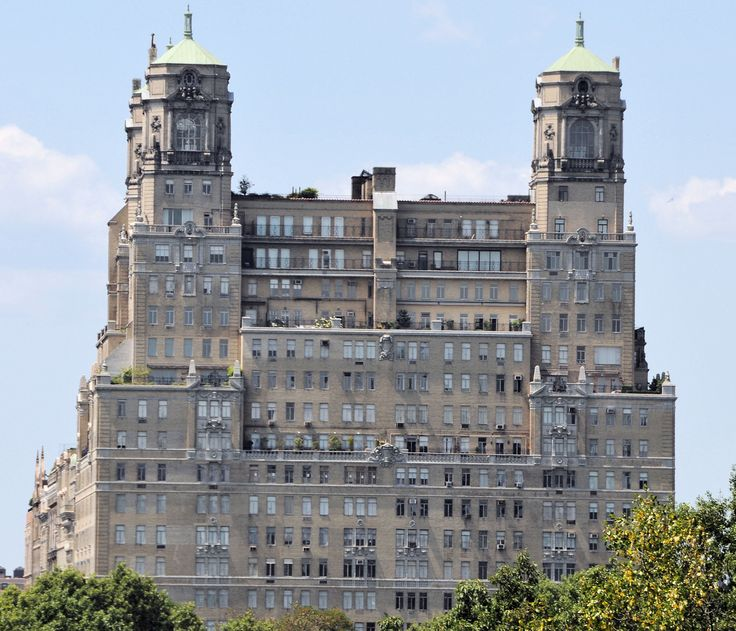 Center Park Apartments: Beresford On Central Park West By Emery Roth