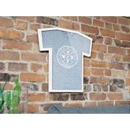 Ramka ścienna na koszulkę Umbra T-Frame White w Calvado