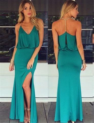 club dress black blue sleeveless elegant maxi  dress women 2015 new vestido de festa
