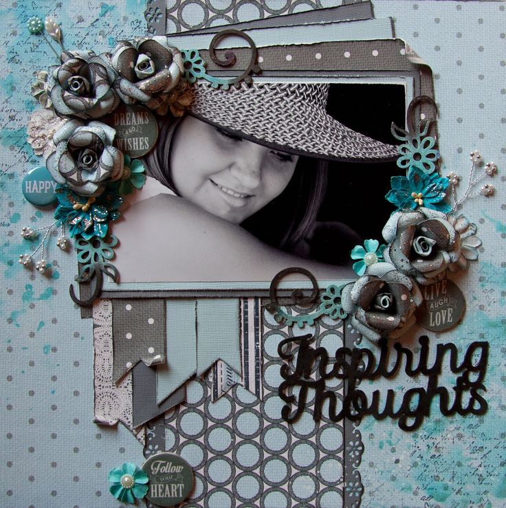 Love From FabScraps: C75 TRANQUILITY COLLECTION | Tutorial by Adri Du Preez
