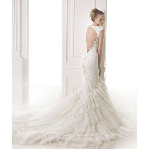 Cameron by Pronovias  www.mirrormirror.uk.com