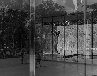 """""""The Barcelona Pavilion was designed by Ludwig Mies van der Rohe as the German National Pavilion for the Barcelona International Exhibition, held on Montjuïc."""" http://miesbcn.com/the-pavilion"""
