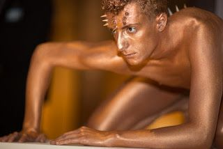 Human Statue Bodyart: Living Statues Sydney Australia