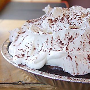 French silk pie, French silk and Silk on Pinterest