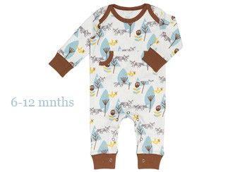 snoezige vosjes pyjama Fresk | kinderen-shop Kleine Zebra