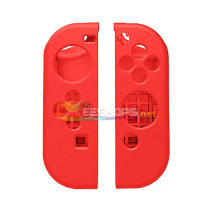 Cheap New Silicone Skin Protector Case Rubber Sleeve Protective Cover for Nintendo Switch NS Joy-Con (L-R) Controllers Separated Red Replacement Spare Parts [NS-L/R-Case-Red] - $6.59 : buy cheap computer & laptop replacement parts & video games accssories, wholesale electronic gadgets at eeshops.net, EESHOPS