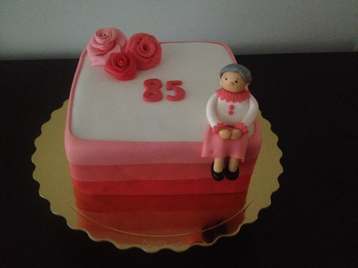 Cake Cumple Abuela