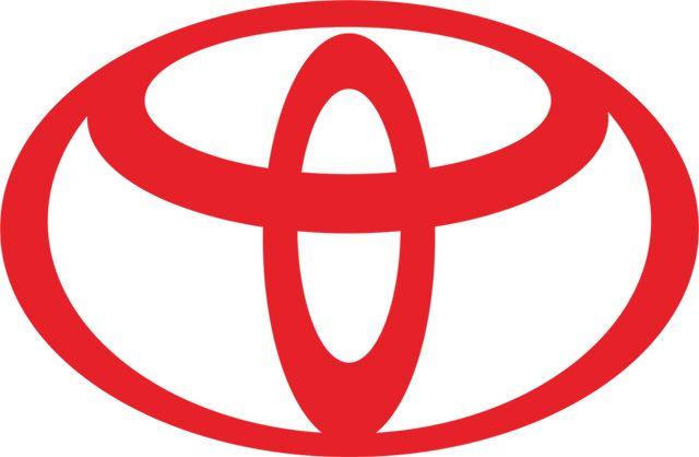 Toyota Symbol (red)