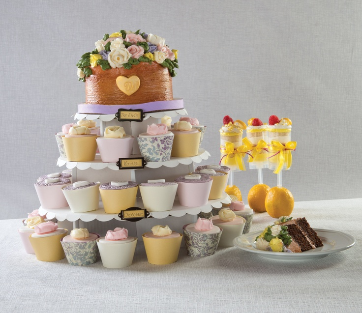 Winter Wedding Cake Flavors: 17 Best Images About Let Them Eat Cake. On Pinterest