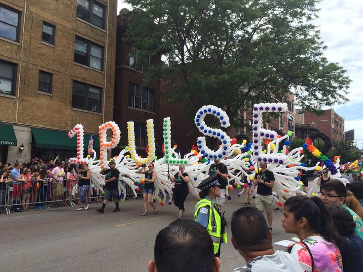 Chicago Pride Parade 2016