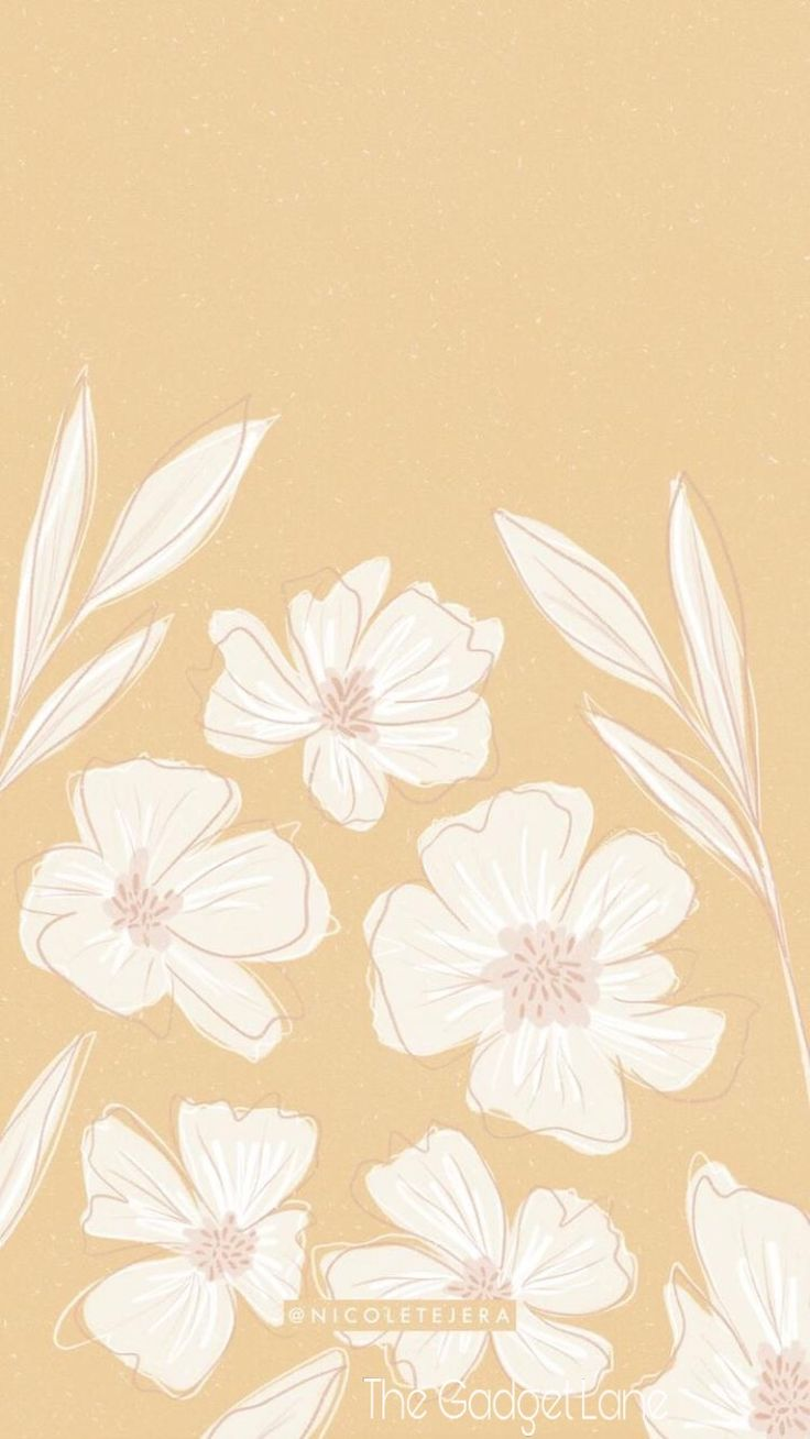 Floral | Wallpaper | iPhone | Android