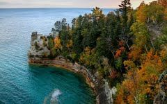 Chapel Beach, Pictured Rocks National Lakeshore - Google Search