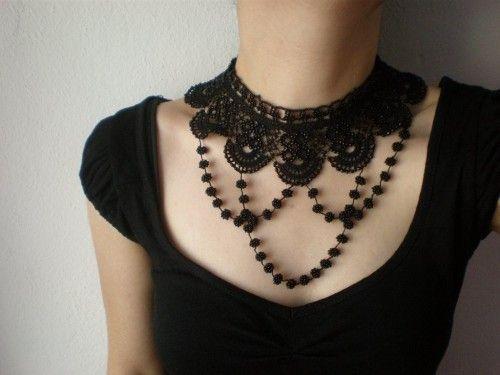 crochet bijoux - Google Search