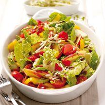 Fitness-Salat mit Sprossen