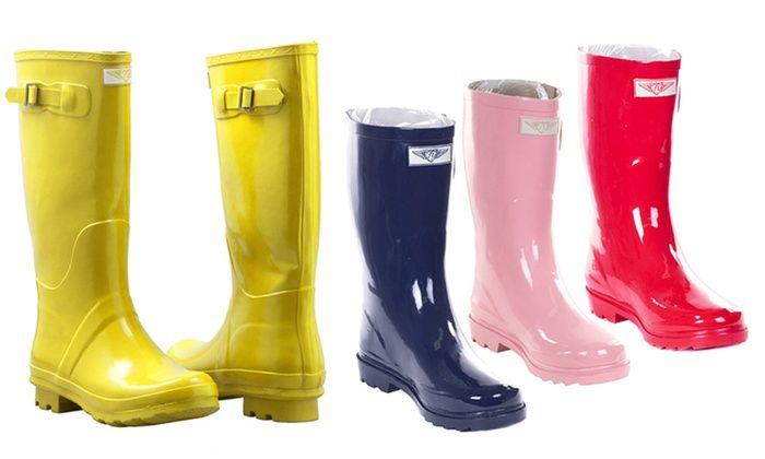 Women's Rain Boots: Women's Rain Boots