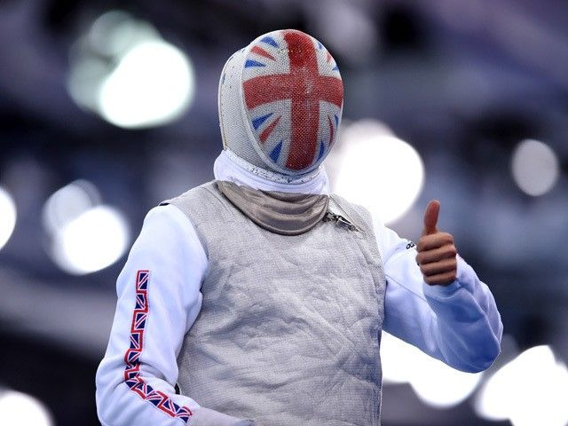 Result: Richard Kruse falls short of bronze in individual foil