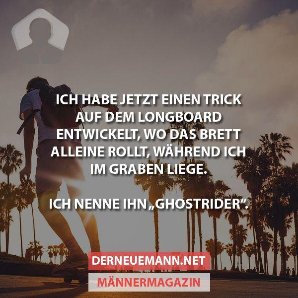 Longboard #derneuemann #humor #lustig #spaß #longboard