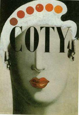 Xanti Schawinsky, Coty, 1934
