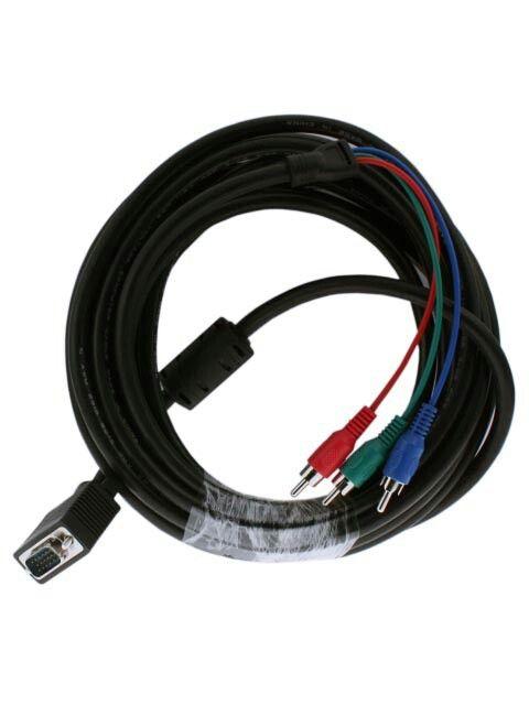 Kabel VGA to RGB 5 Meter - Kabel VGA to RGB ( merah, biru, hijau ) - Panjang 5 meter Harga rp125.000 Info detail di : www.tokomipo.com