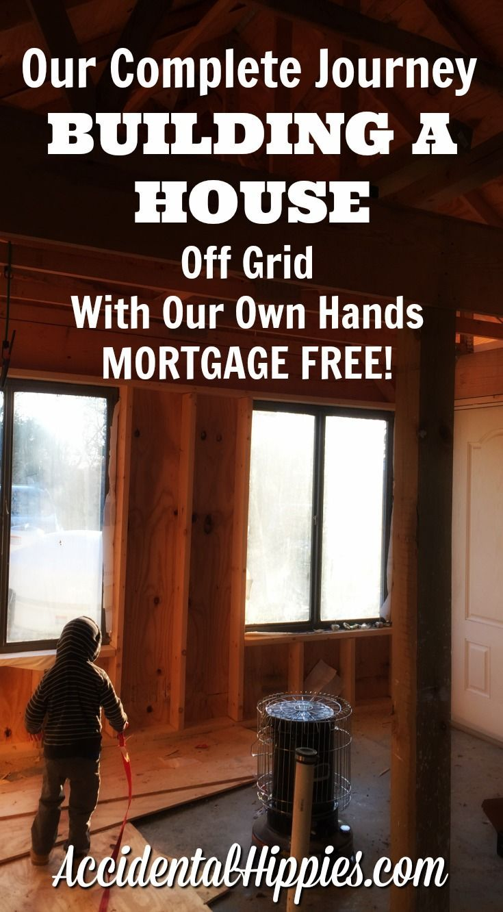 Think you can't build a house on your own? We're skipping the mortgage, doing it ourselves, and sharing the REAL details so that you can do it too!