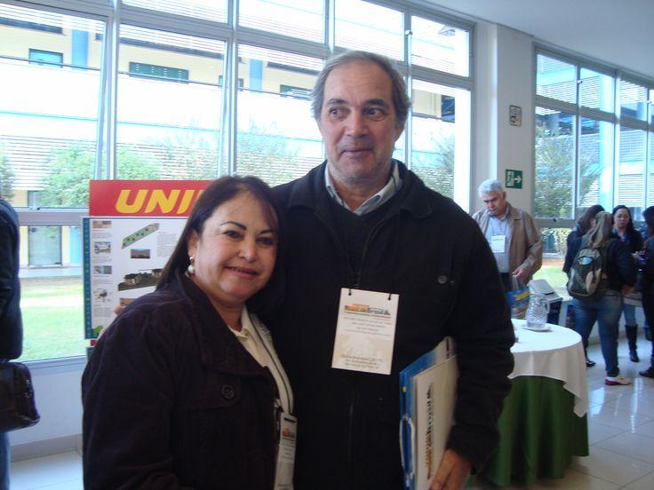 15/08/2013 - Fiscais de Posturas: Marilene e Antônio Márcio