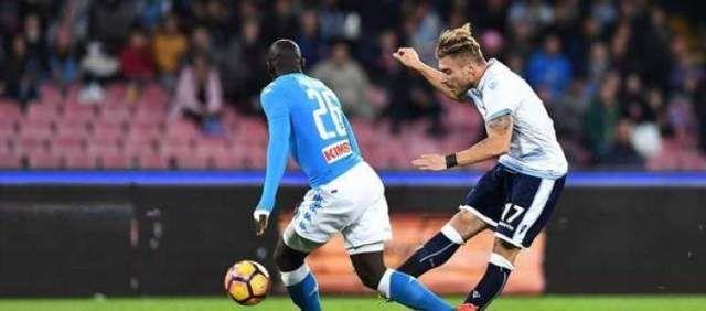 Napoli-Lazio: Sarri recupera Mertens. Continua il duello con la Juve