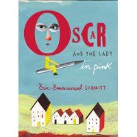 oscar and the lady in pink book - A little book with big impact. Letters to God from a 10-year old boy. Heartwarming, funny, touching and full of wisdom.