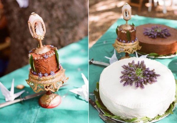 Things I Like..: Eindelijk gevonden: de lavendeltaart