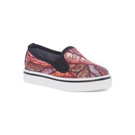 CHICCO Туфли для девочки CHICCO  — 3530р. ---------------------- Туфли для девочки CHICCO  Характеристики:  Тип застежки: без застежки Тип обуви: спортивные Особенности обуви: мягкие мокасины на резиновой подошве  Декоративные элементы: боковые резинки Цвет: черный  Материал: 100% текстиль  Туфли для девочки CHICCO можно купить в нашем интернет-магазине.