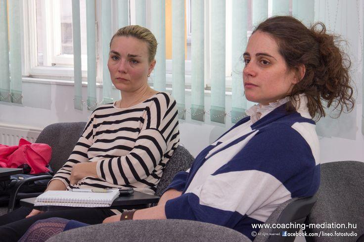 S. Tóth Márta - Life Coach, Business Coach és Mediátor Budapest - Mediáció Tréning @ PPKE JÁK - 2013.04.20