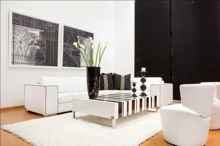 Black & White concept. Fernando Garcia Design www.fernandogarcia.com.co