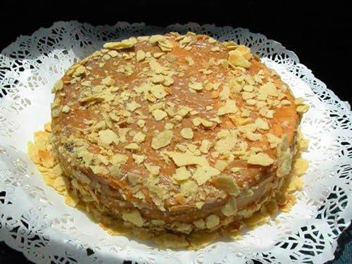 Mis Recetas Favoritas: Torta de Alfajor y Manjar