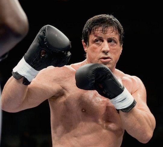 Rocky Balboa  Sly Stallone ❤️❤️