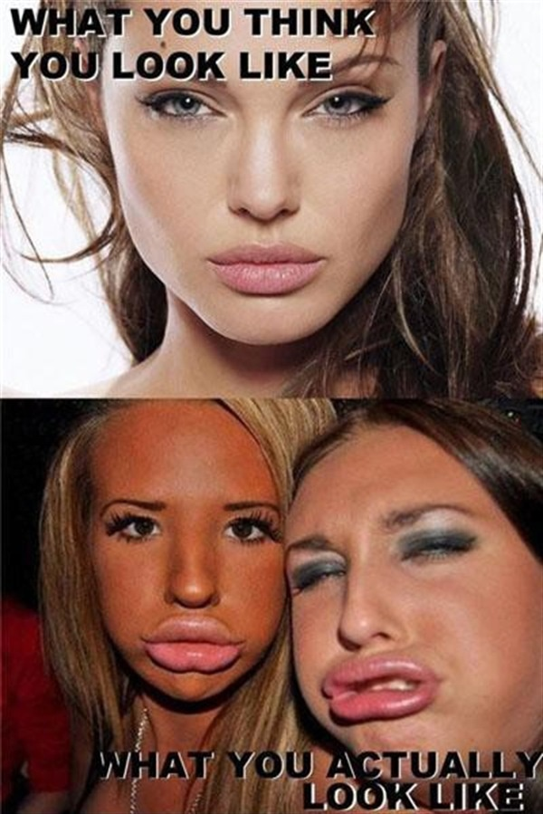 the duck face is like the peace sign just let it go...SO DAMN TRUE