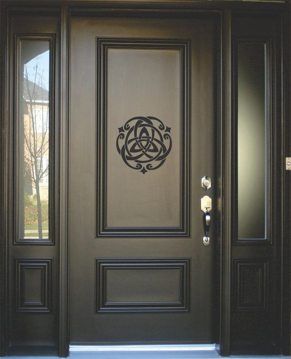 Celtic Wall Decal - Celtic Protection Symbol Decal                                                                                                                                                                                 More