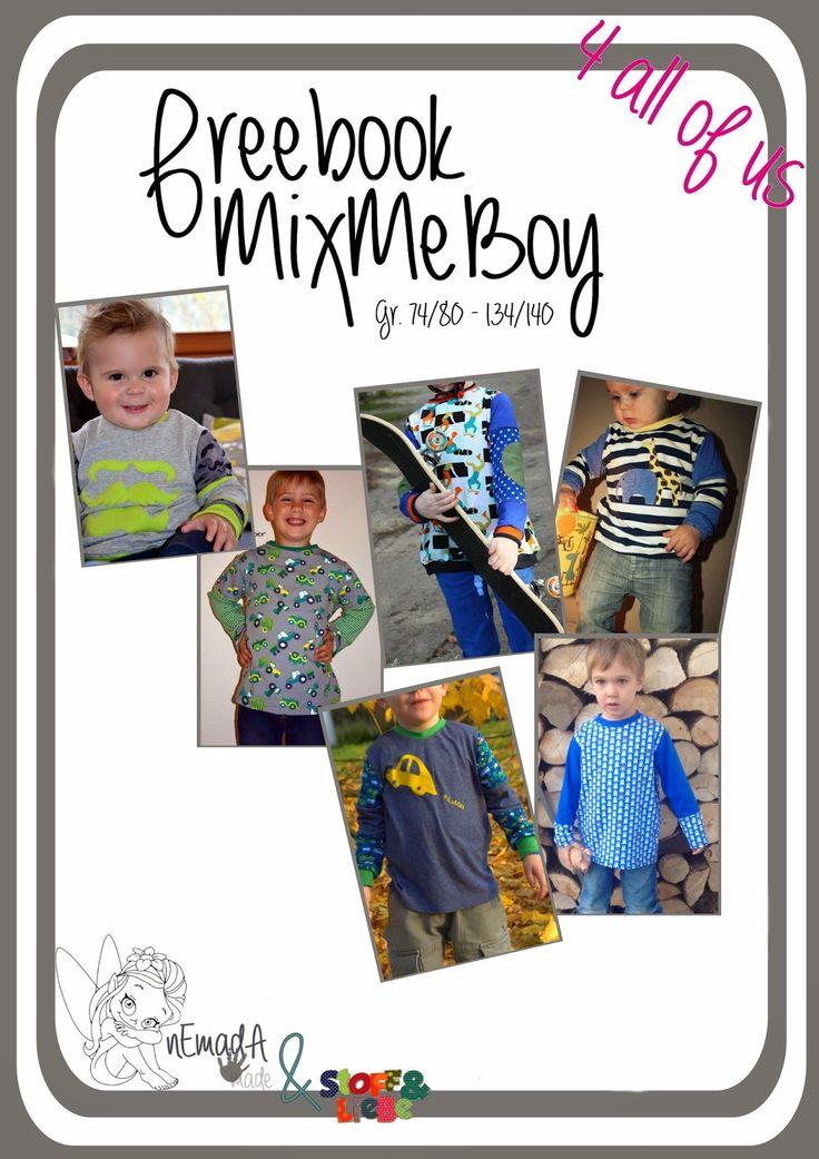 MixMeBoy Oberteil 74-140 (ab 25.11.2014)