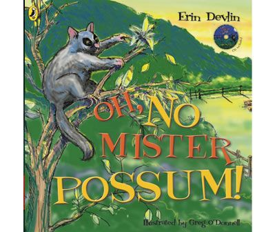 Oh No Mr Possum - Book and Song CD