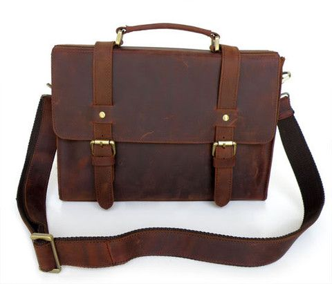 'The Intern' Leather Laptop Bag http://www.rodenjamesleatherbags.com/collections/leather-laptop-bags