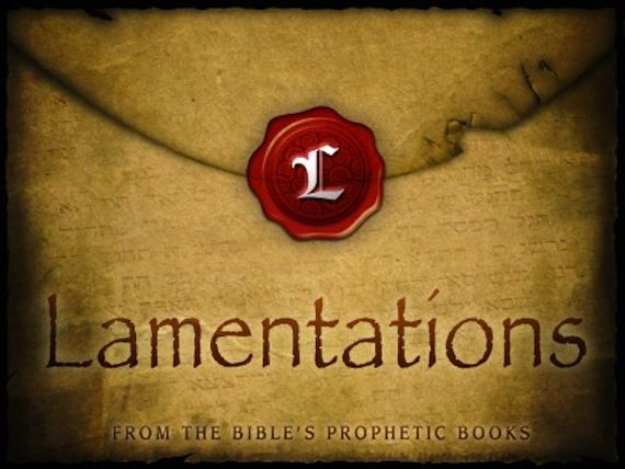 Free Bible Lesson Lamentations: God's Mercy - samluce.