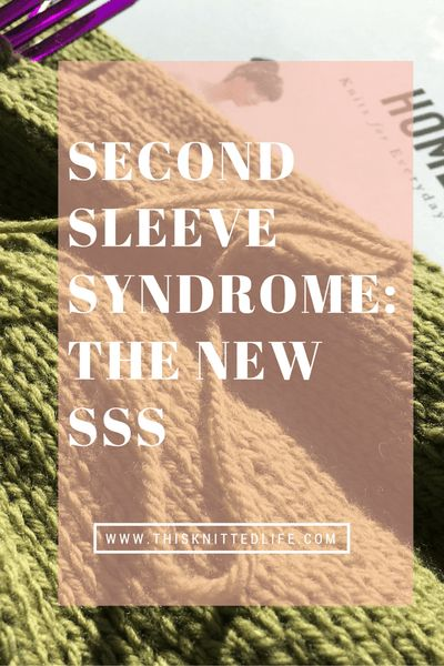 Second Sleeve Syndrome. The New SSS You Never Hear About.