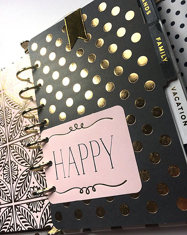 4Gold Planner Love Happy Family